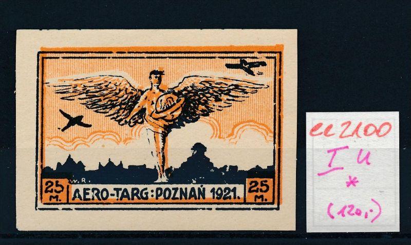 Polen   Nr.  I  /U  * (ee2100  ) siehe scan