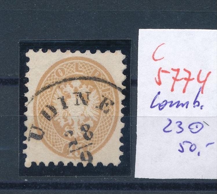 Österreich-Lomb. Nr. 23  o    (c 5774 ) -siehe Bild