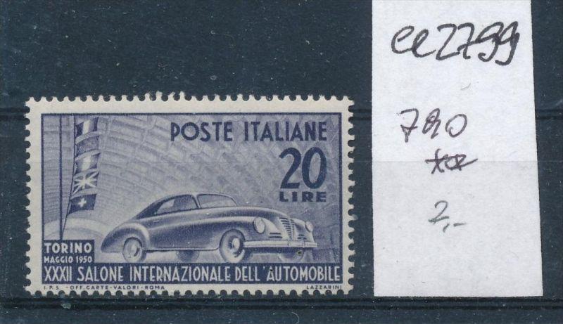 Italien-Nr.- 790    **  bitte  Zettel beachten !   ( ee2799  ) siehe scan !