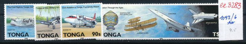Tonga Nr. 1093-6  **.( ee3283 ) siehe scan !