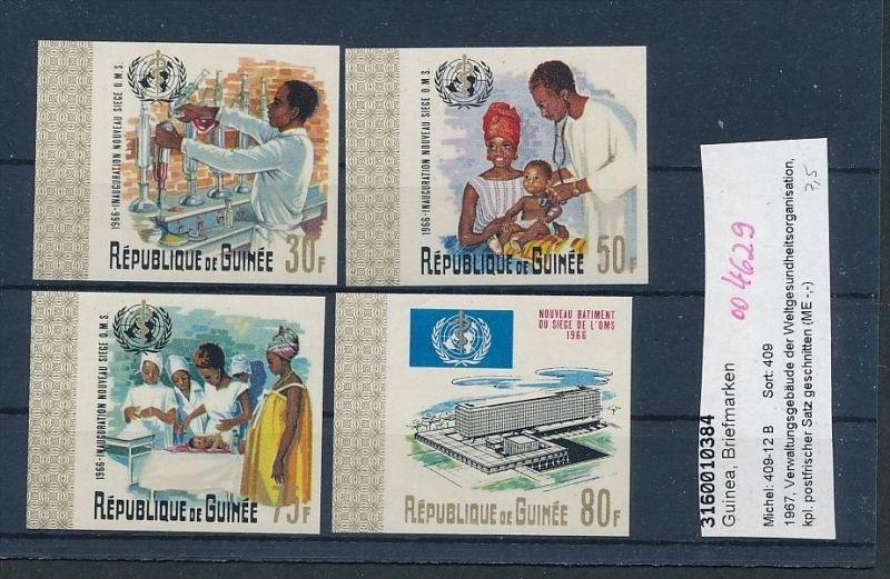 Burundi Nr. 409-12 B   **  (oo4629  ) siehe scan !