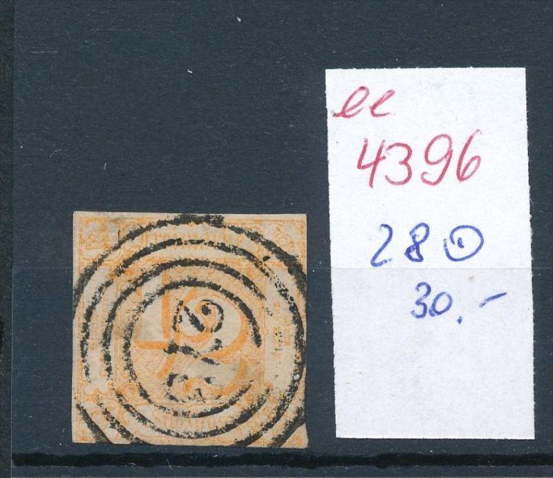 Thurn+Taxis   Nr. 28   o     (ee4396  ) aus einer Spezial Sammlung !