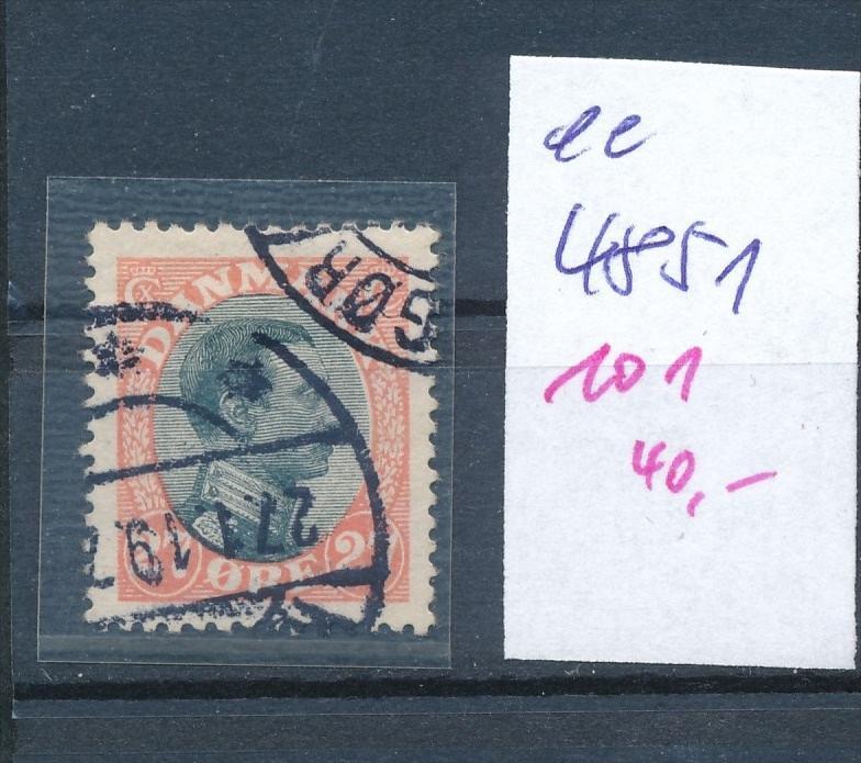 DK  Nr. 101     o  ( ee4451  ) aus einer Spezial Sammlung !