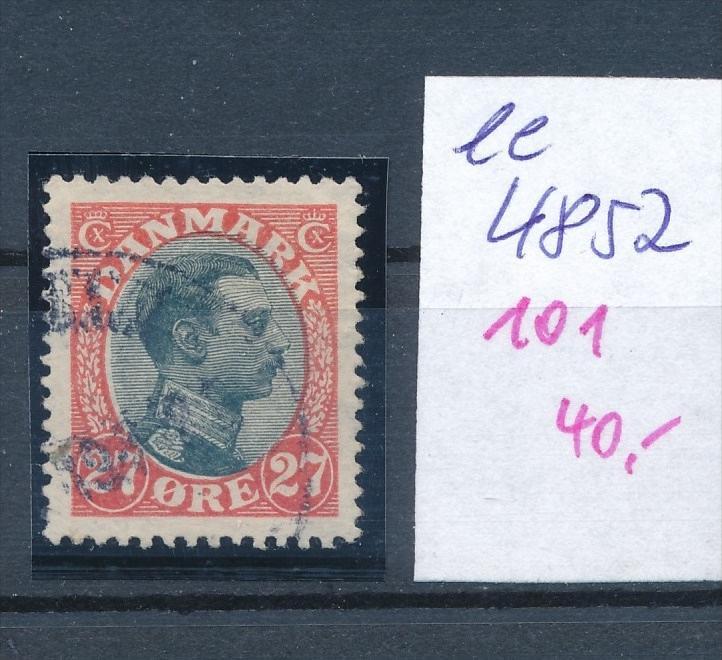 DK  Nr. 101     o  ( ee4452  ) aus einer Spezial Sammlung !