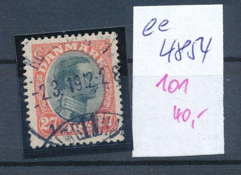 DK  Nr. 101     o  ( ee4454  ) aus einer Spezial Sammlung !