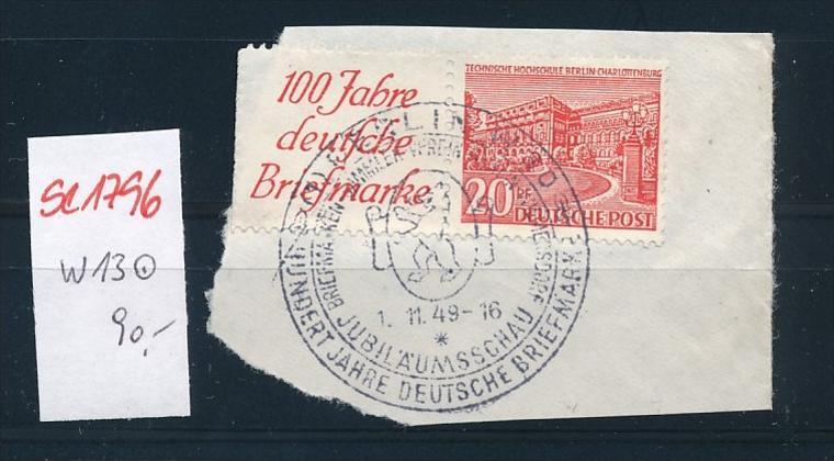 Berlin Zusammendruck  - w 13   o     (se1796  ) siehe Bild !