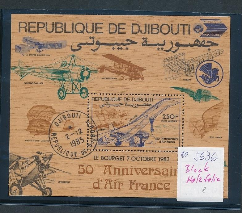 Djhbouti Block Holzfolie (oo5636  )siehe scan....!