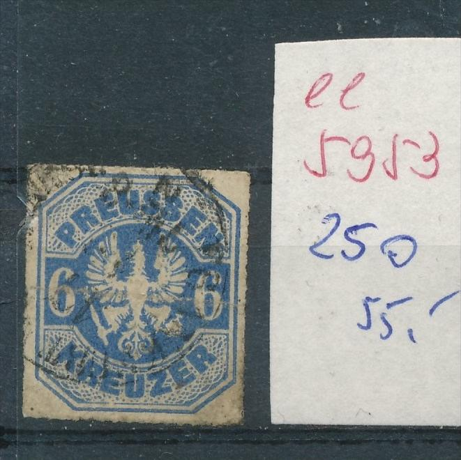 Preussen Nr.   25    (  ee5953  ) siehe scan....!