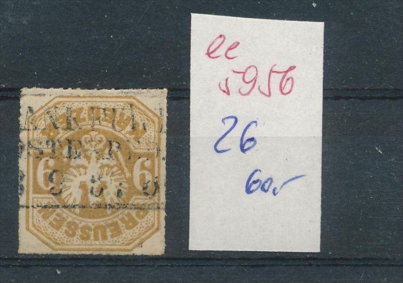 Preussen Nr.   26    (  ee5956  ) siehe scan....!