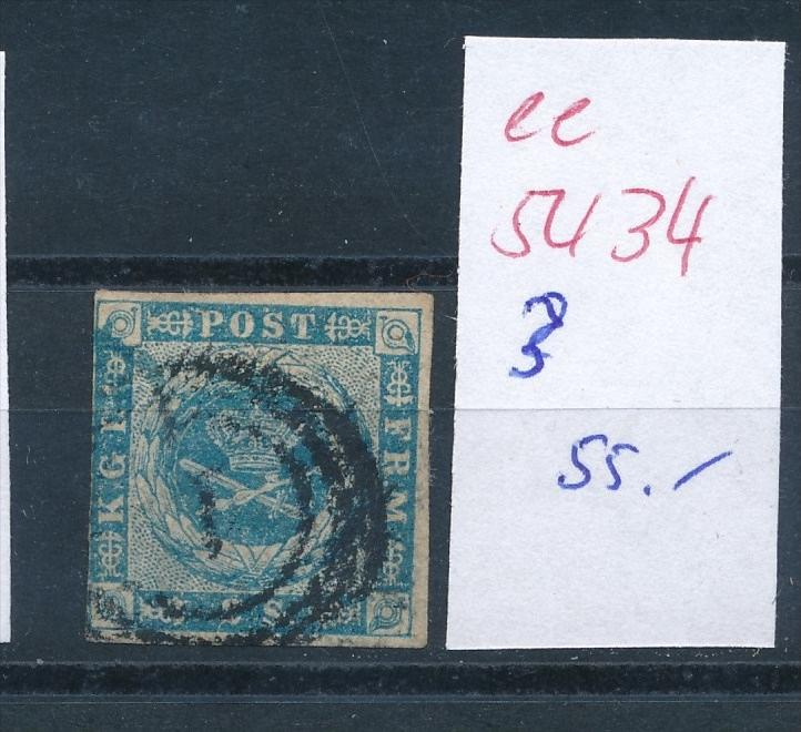 DK   Nr. 3     (  ee5434  ) siehe scan....!