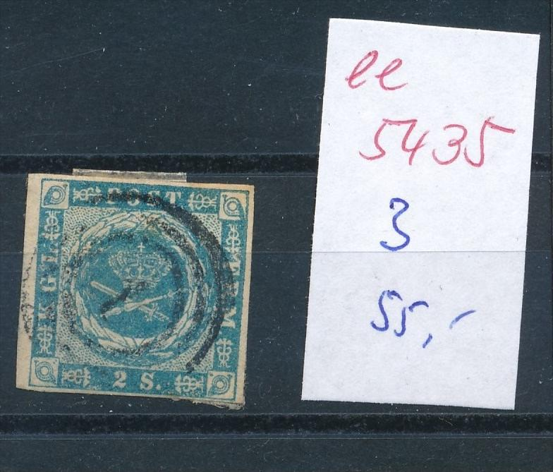 DK   Nr. 3     (  ee5435  ) siehe scan....!