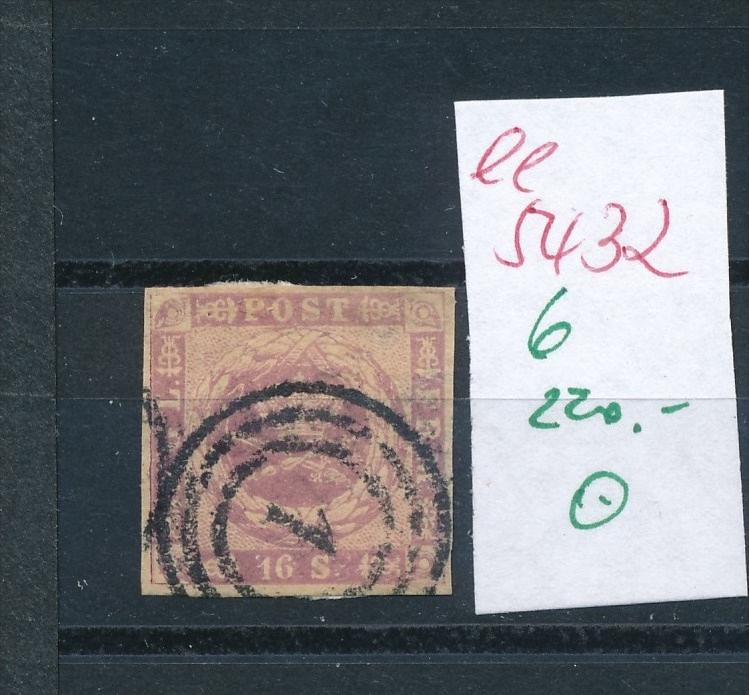 DK   Nr. 6    (  ee5432  ) siehe scan....!