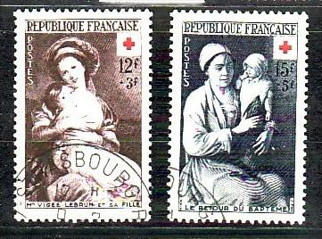 Frankreich Nr. 984-5     o  (f7702 ) siehe scan !
