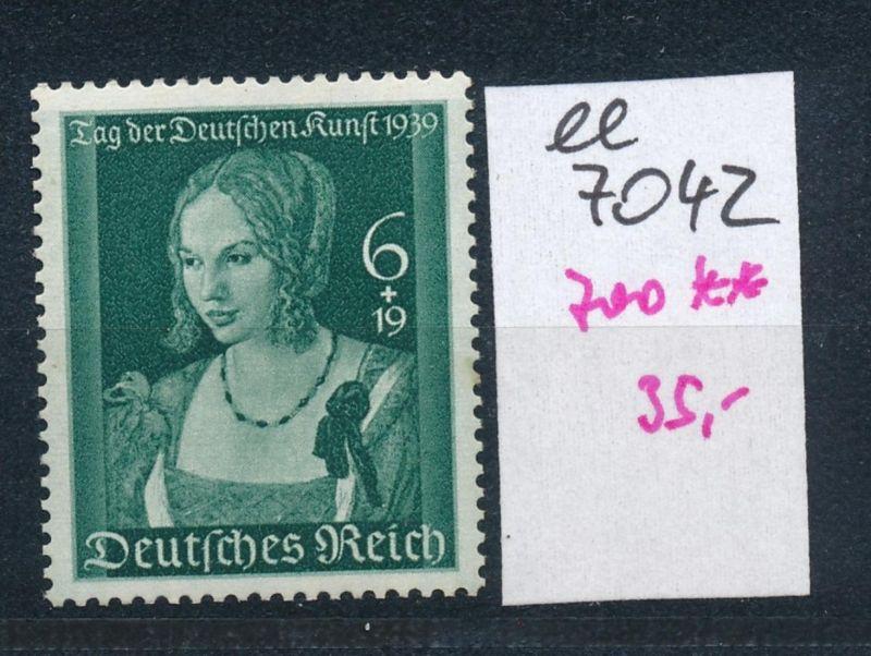 D.-Reich   Nr. 700    **    (ee7042  ) siehe scan