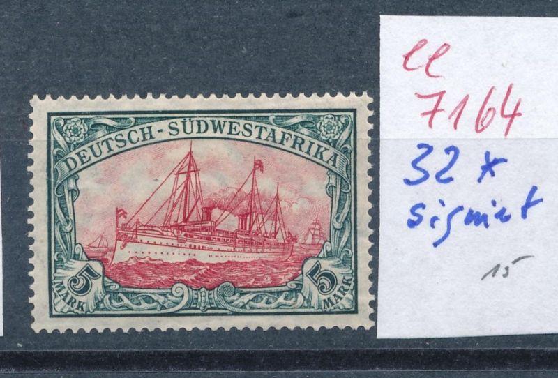 DSWA   Nr. 32   *    (ee7164  ) siehe scan