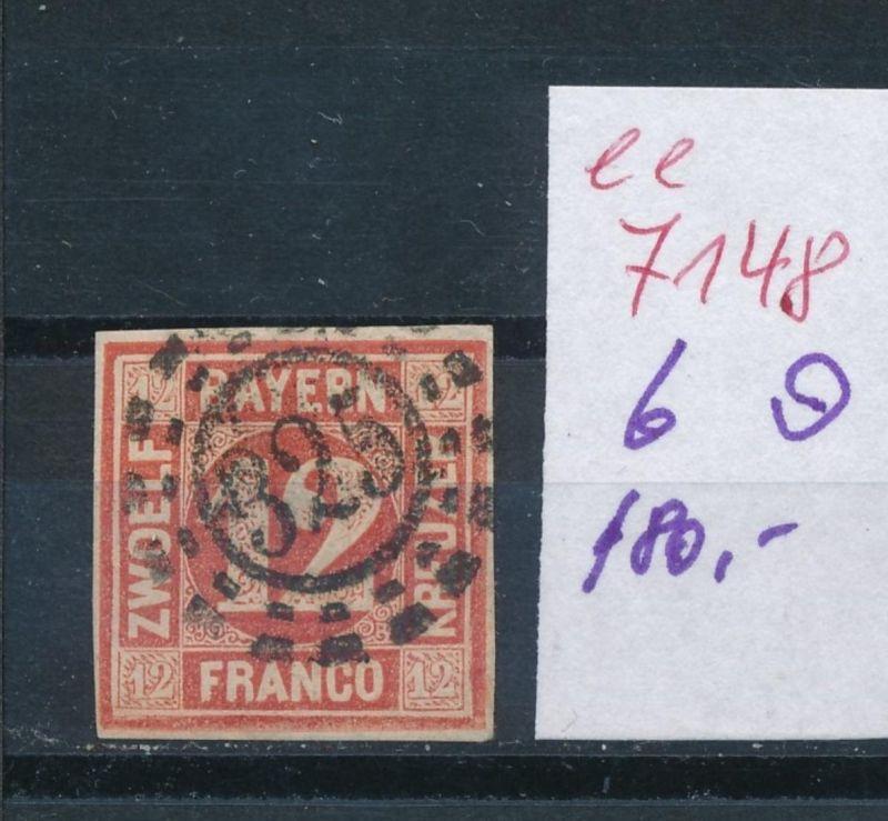 Bayern Nr. 6   o    (ee7148  ) siehe scan
