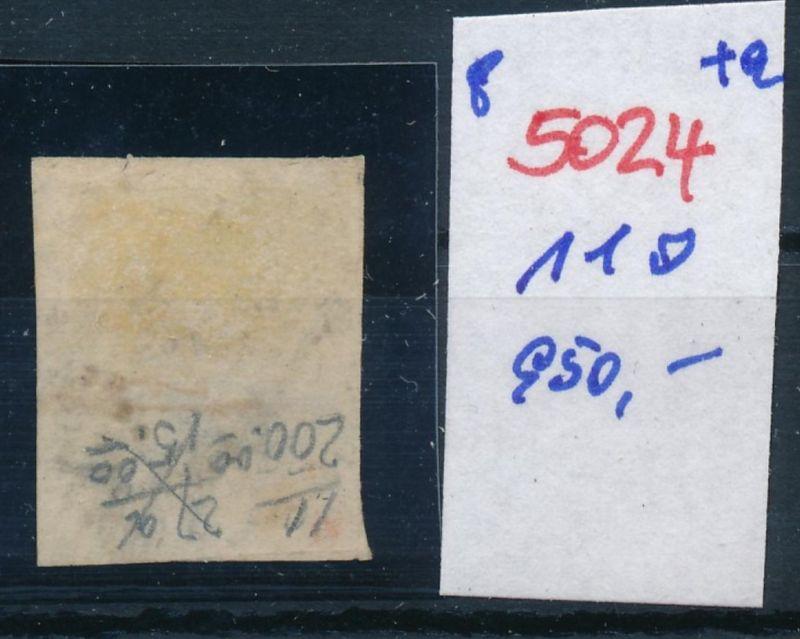 Schweiz nr.  11  o    (p5024  ) siehe scan 1