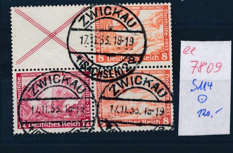 D.-Reich Nr.  s114 ...   (ee7809  ) siehe scan