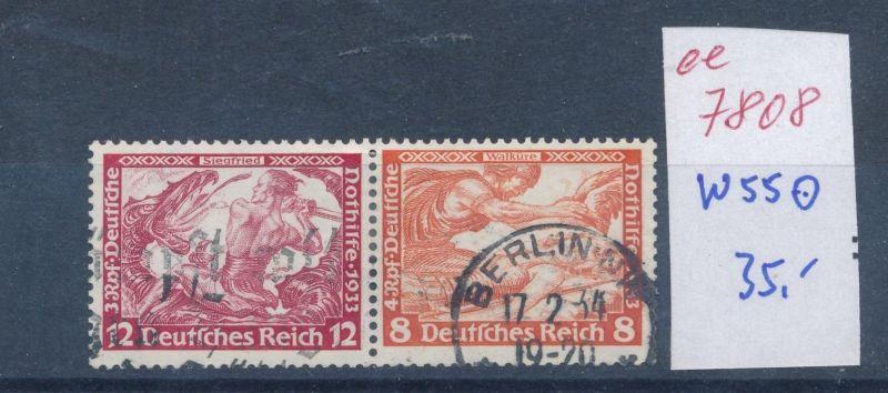 D.-Reich Nr.  w55   o ...   (ee7808  ) siehe scan