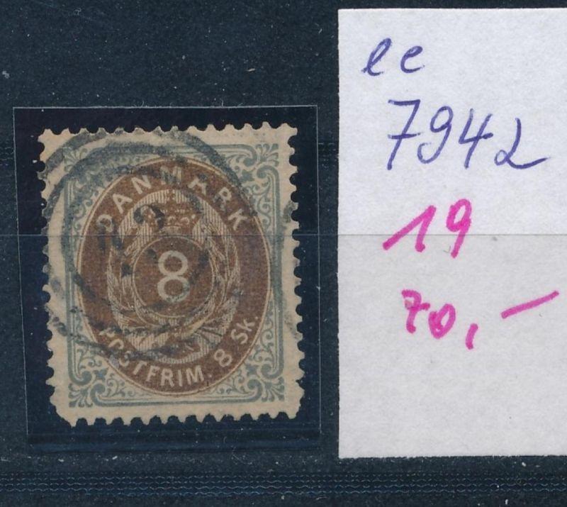 DK   Nr. 19 -Stempel     (ee7942  ) siehe scan
