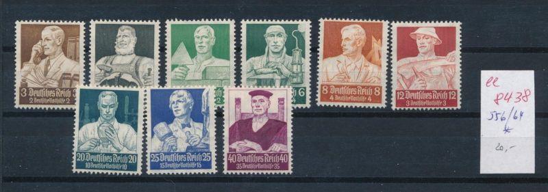 D.-Reich Nr. 556-64   *   (ee8438  ) siehe scan