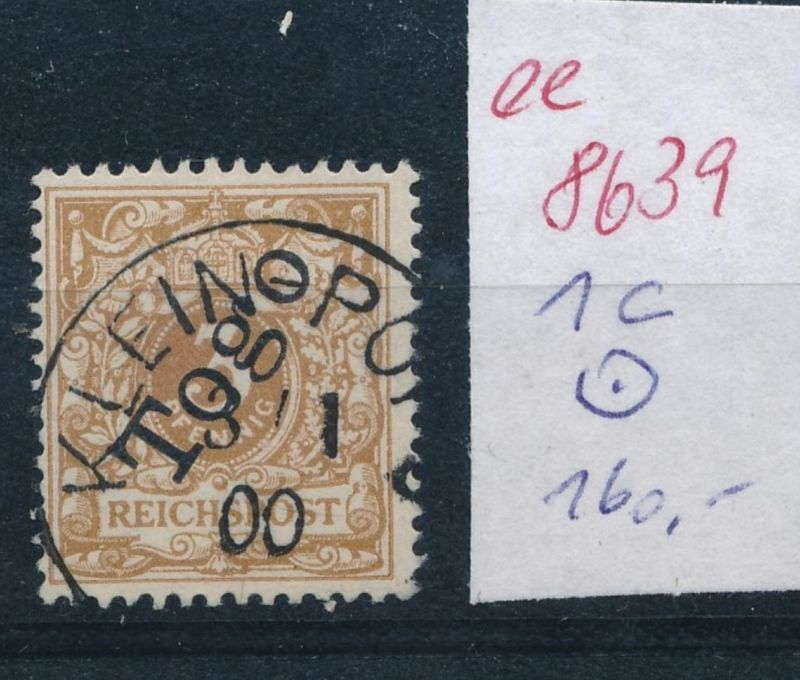 Togo Nr. 1 c o   (ee8639  ) siehe scan
