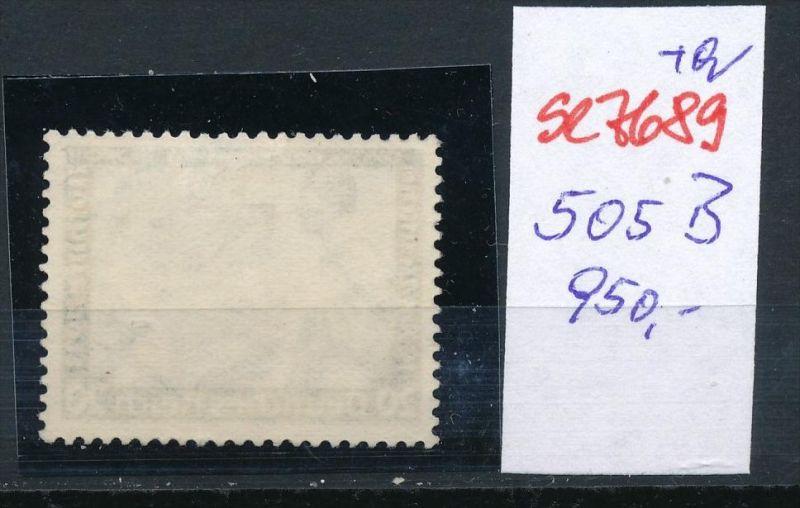 D.-Reich  Nr. 505  -Wagner  (se7689 ) siehe scan ! 1