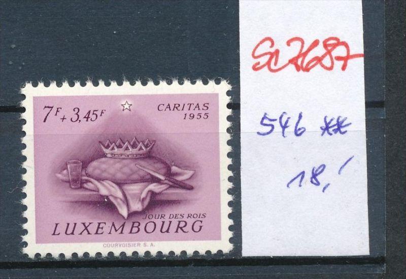 Luxemburg  Nr. 546   **   ( se7687 ) siehe scan ! 0