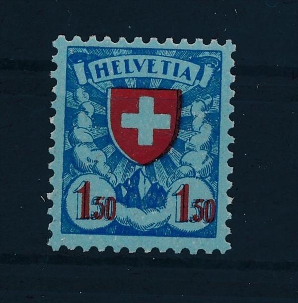 Schweiz  Nr. Zumstein   165.1.10  sauber *  (t9914  ) siehe Bild