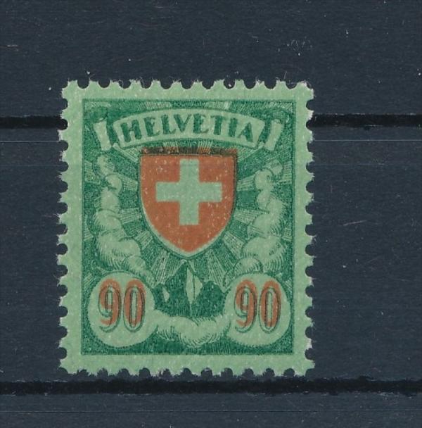 Schweiz  Nr. Zumstein   163.1.10  sauber *  (t9913  ) siehe Bild 1