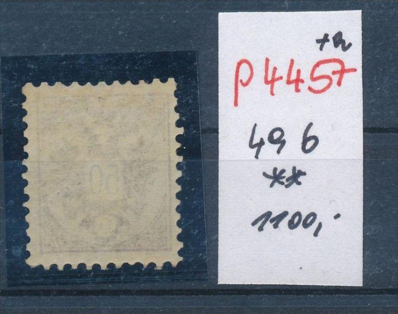 Österreich Nr. 49 b  **    (p4457  ) siehe Bild 1