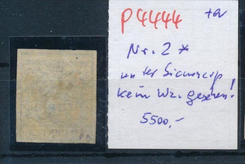 Österreich Levante  Nr. 2    *  (p4444  ) siehe Bild 1