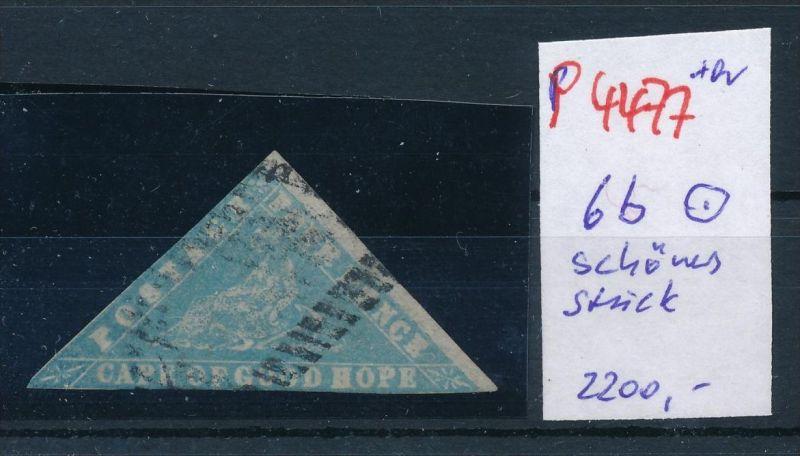 Kap der Guten Hoffnung   Nr. 6 b o schöne seltene Marke    (p4477  ) siehe Bild 0
