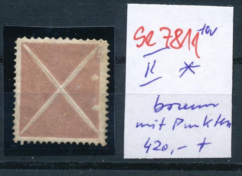 Österreich-Andreas Kreuz  braun  *     (se7811  ) siehe Bild