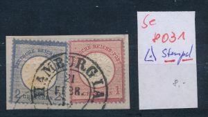 D.-Reich netter Stempel...   (se8031  ) siehe Bild