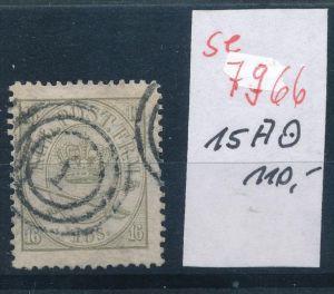 DK - Nr. 15 A   o      (se 7966 ) siehe Bild
