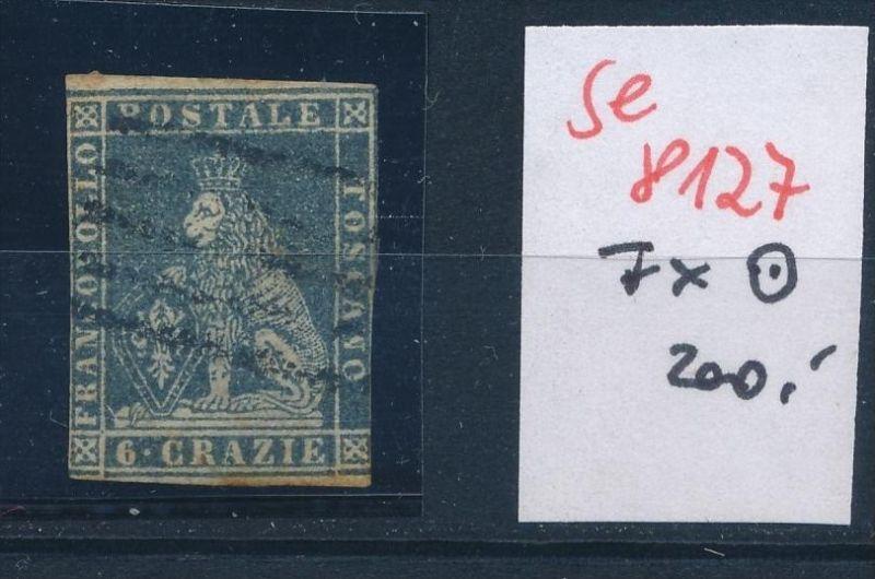 Toscana Nr. 7 x .  o  (se 8127  ) siehe Bild