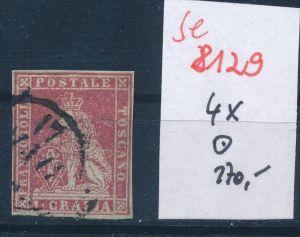 Toscana Nr. 4x .  o  (se 8129  ) siehe Bild