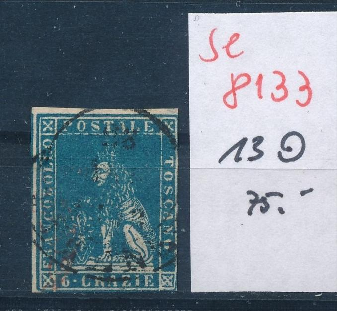Toscana Nr.  13  o  (se 8133  ) siehe Bild