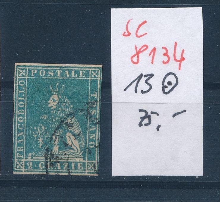 Toscana Nr.  13  o  (se 8134  ) siehe Bild