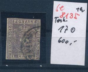 Toscana Nr.  17  o  (se 8135  ) siehe Bild