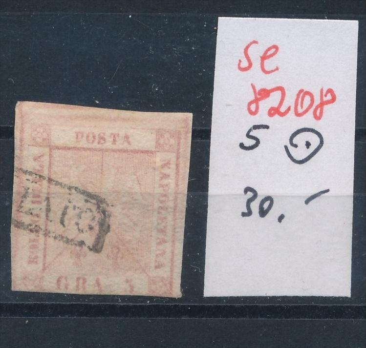 Neapel    Nr. 5  o  (se 8208  ) siehe Bild 0