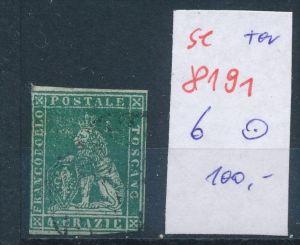 Toscana  Nr. 6  o  (se 8191  ) siehe Bild