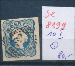 Portugal Nr. 10 I    o  (se 8199  ) siehe Bild