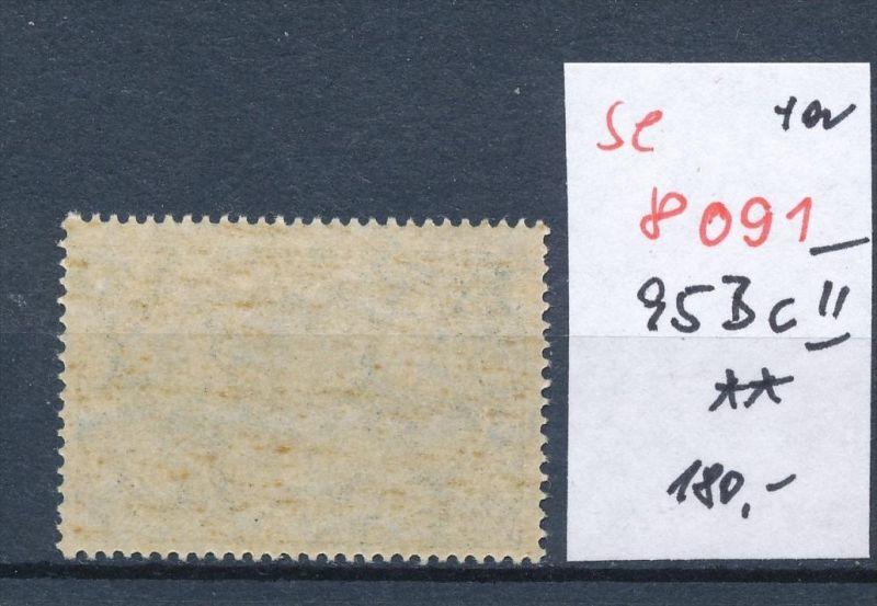 D.Reich Nr. 95 Bc II  **   (se 8091  ) siehe Bild 1