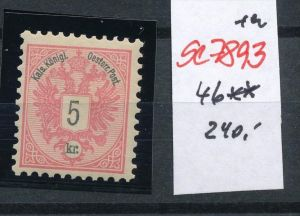 Österreich Nr. 4   **   (se 7893 ) siehe Bild