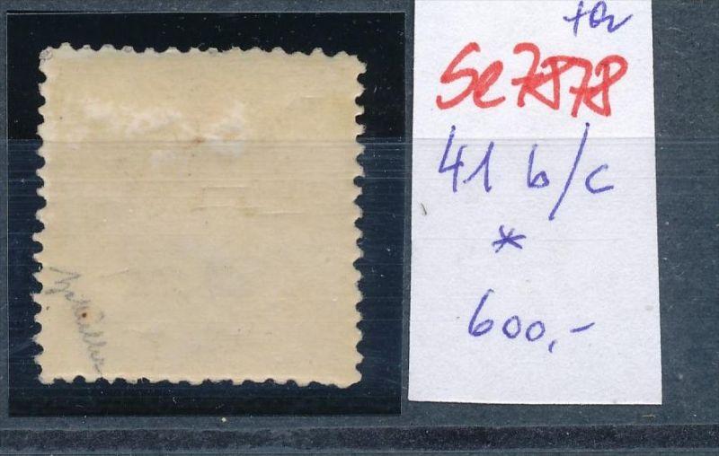 Österreich Nr. 41 I  b/c ? *    (se 7878 ) siehe Bild 1
