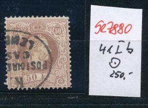 Österreich Nr. 41 I  o    (se 7880 ) siehe Bild