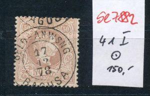 Österreich Nr. 41 I  o    (se 7882 ) siehe Bild