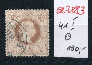 Österreich Nr. 41 I  o    (se 7883 ) siehe Bild